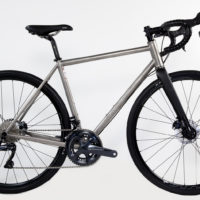 Titanium All-Road Gravel Bike
