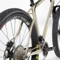 Custom Blend Steel 27.5″ Plus MTB