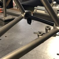 My misfortune can be your great deal. I got caught on autopilot and failed to double check my customer folder. As a result I put the wrong style of chainstay on this frame. It is my normal oval tapered, but in this particular case the customer wanted S-Bend chainstays. As a result, the frame is […]