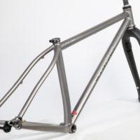 Titanium 29er Plus Rigid Single Speed – David G